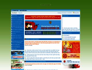 sxd.kontum.gov.vn screenshot