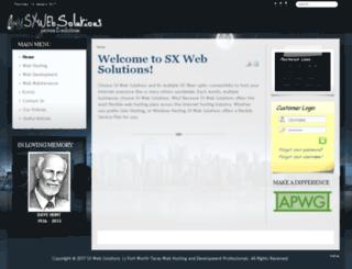 sxws.com screenshot