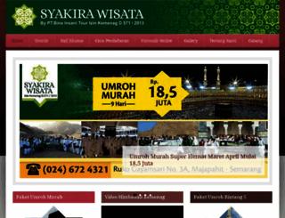 syakirawisata.wordpress.com screenshot