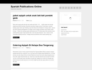 syariahpublications.com screenshot