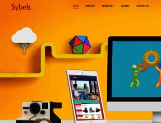 sybels.com screenshot