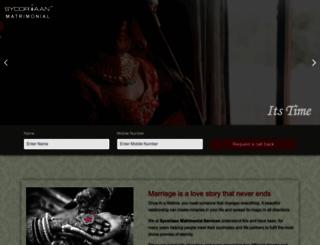 sycoriaan.com screenshot