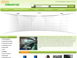 syda-industrial.com screenshot