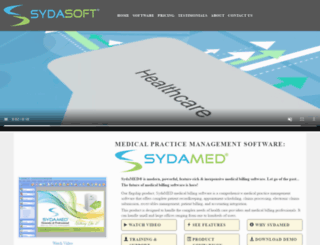 sydasoft.com screenshot