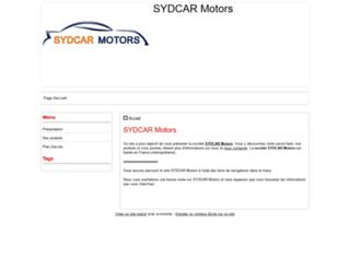 sydcarmotors.e-monsite.com screenshot