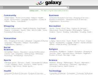 sydney.galaxy.com screenshot