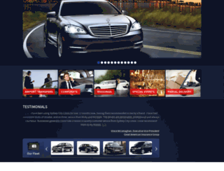 sydneycitylimos.com.au screenshot