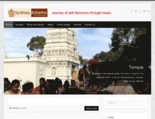 sydneykshetra.com screenshot