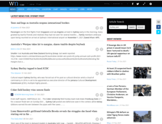 sydneypost.com screenshot