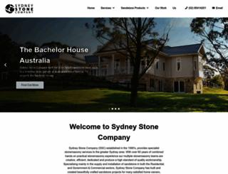 sydneystone.com.au screenshot