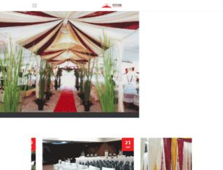 syecha-tendapesta.com screenshot