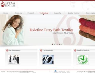 syfaa.com screenshot