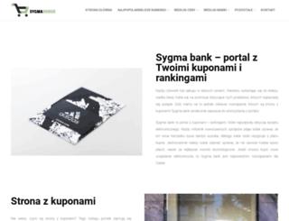sygmabonus.pl screenshot