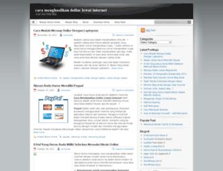 syincome.wordpress.com screenshot