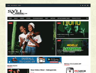 syliclassic.com screenshot