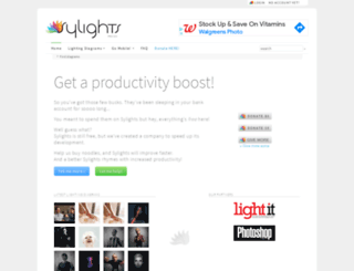 sylights.com screenshot