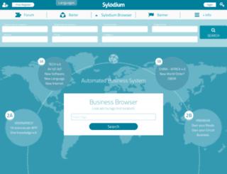 sylodium.com screenshot
