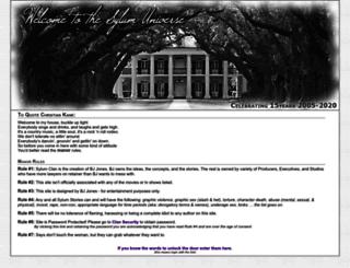 sylumclan.com screenshot