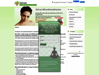 sylvancompany.com screenshot