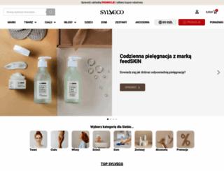 sylveco.pl screenshot