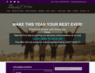 sylverenterprises.com screenshot