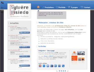 sylverevisiedo.fr screenshot