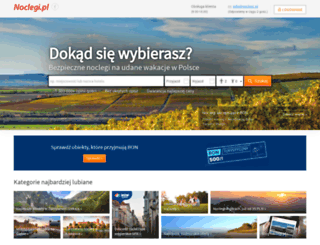 sylwester.spanie.pl screenshot