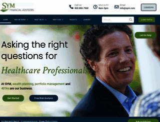sym.com screenshot