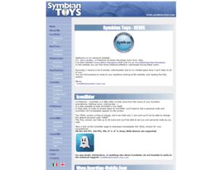 symbian-toys.com screenshot