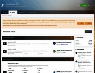 symbianize.com screenshot