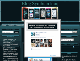 symbiankanjapplication.blogspot.com screenshot