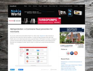 symbianworld.org screenshot