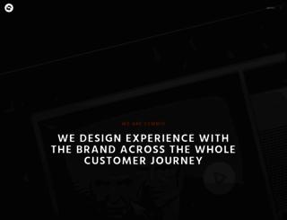 symbio.cz screenshot