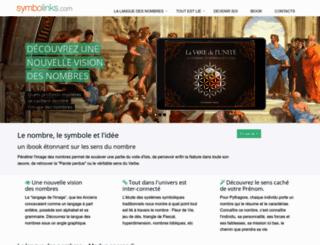 symbolinks.com screenshot