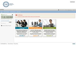 symedica.ilinc.com screenshot