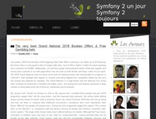 symfony2.ylly.fr screenshot