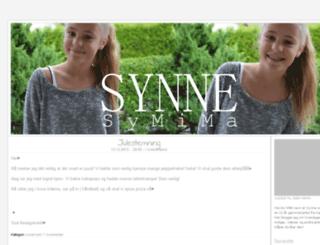 symima.blogg.no screenshot