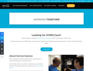 symm-care.com screenshot