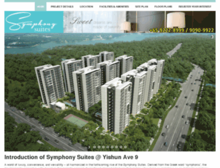 symphonysuites-yishun.net screenshot