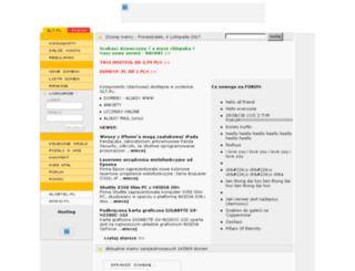 symulacjezuzlowe.glt.pl screenshot