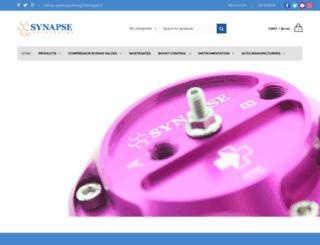 synapseengineering.com screenshot