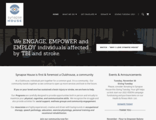 synapsehouse.org screenshot