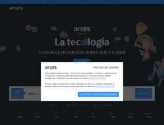 sync.es screenshot