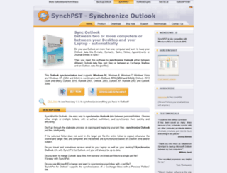 synchpst.com screenshot