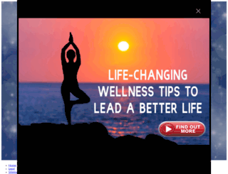 synchronicitywellness.org screenshot