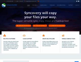 syncovery.com screenshot