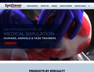 syndaver.com screenshot