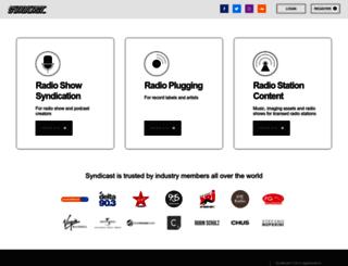 syndicast.co.uk screenshot