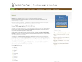 syndicatepress.henryranch.net screenshot