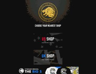 syndicateproject.com screenshot